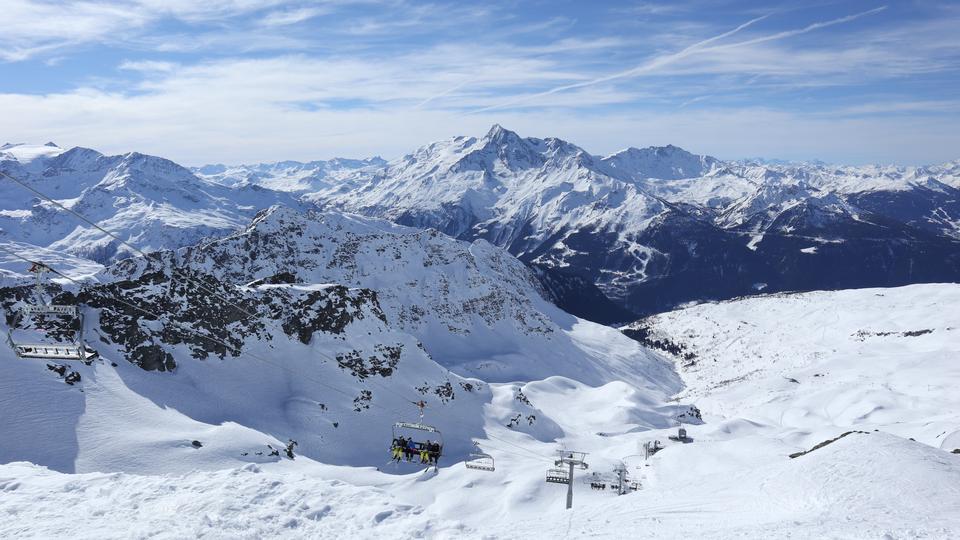 Fransk skiområde vil tiltrække erfarne løbere med fem...