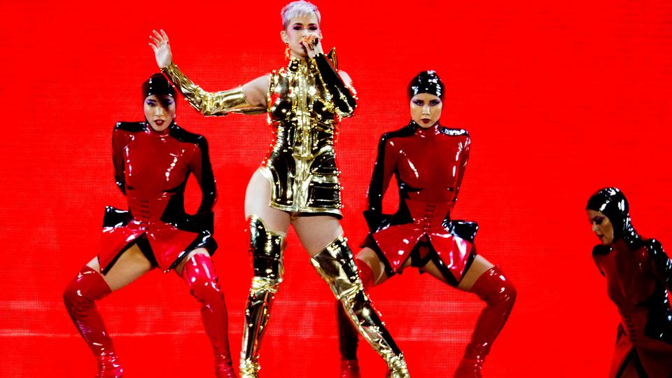 Katy Perry: Her er fem andre sager om plagiat...