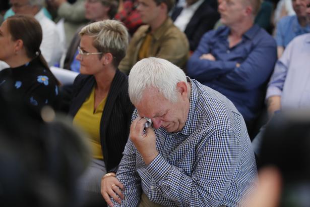 Der var en berørt stemning i salen på Marienborg, da statsminister Mette Frederiksen på Danmarks vegne gav en undskyldning til Godhavnsdrengene.