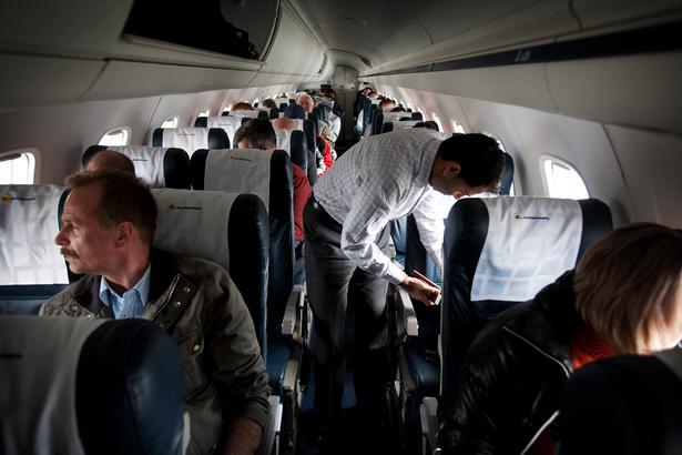 Briterne ligger i top, når det gælder antallet af flyvninger. I 2018 gik 126,2 millioner briter om bord i et fly.