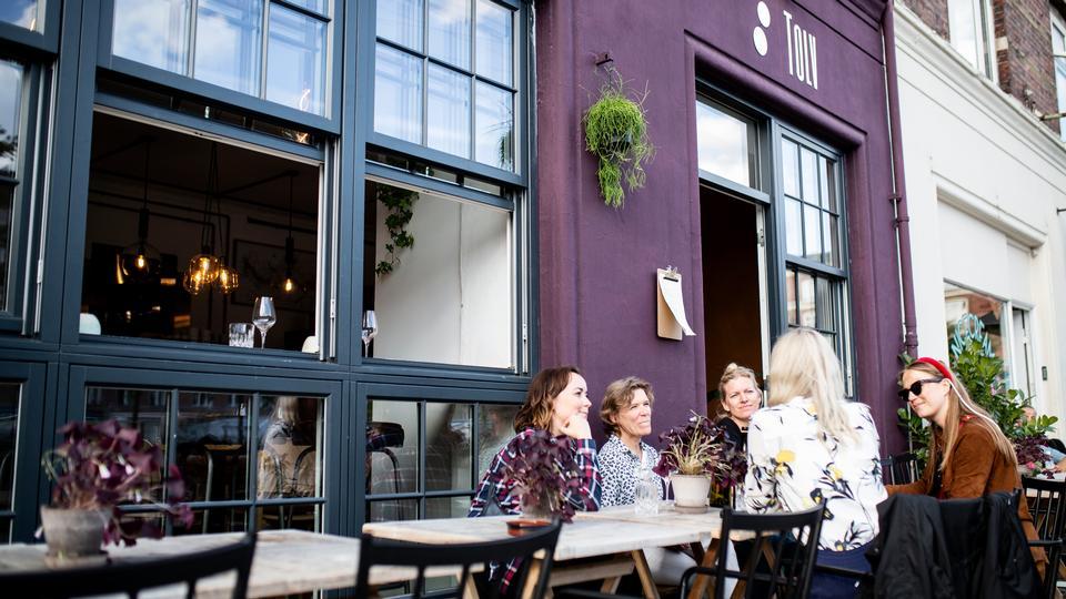 Madanmeldelse af Restaurant Tolv fra politiken.dk