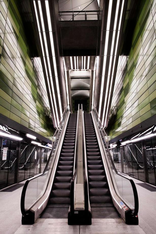 Ditte Valente/Metroselskabet