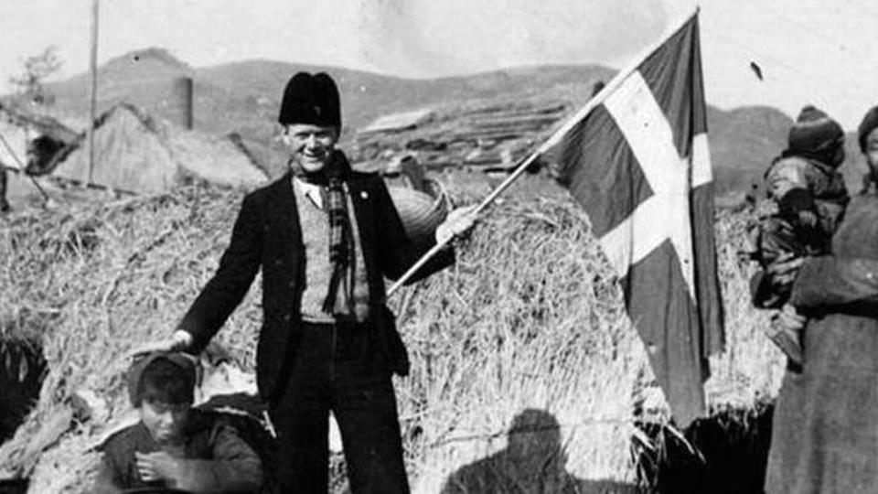 Dansker reddede 10.000 kinesere under japansk invasion: Bernhard Sindberg var den danske Schindler