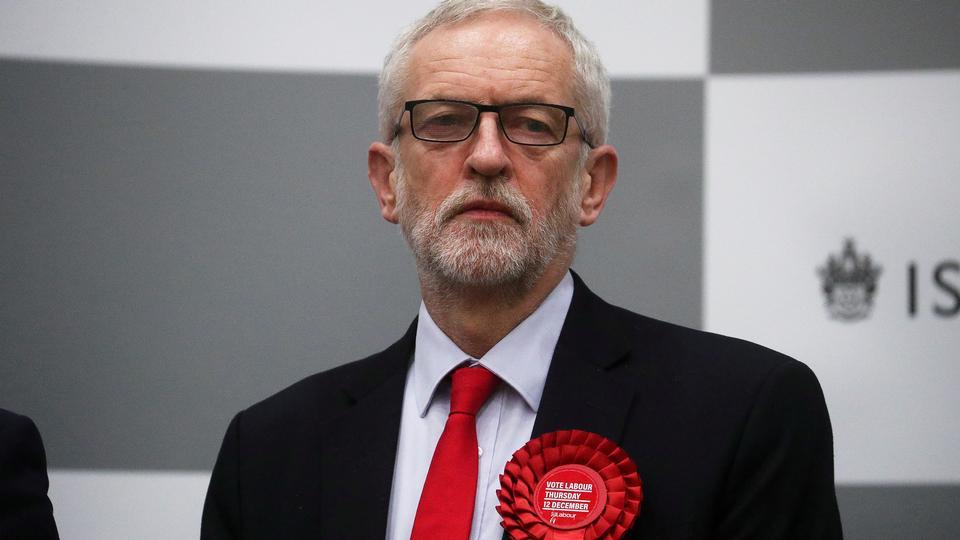 Pelle Dragsted: Corbyn er intet retorisk talent, men det