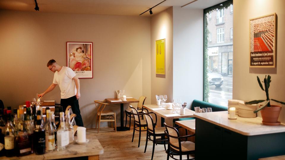 Madanmeldelse af Restaurant Polly fra politiken.dk