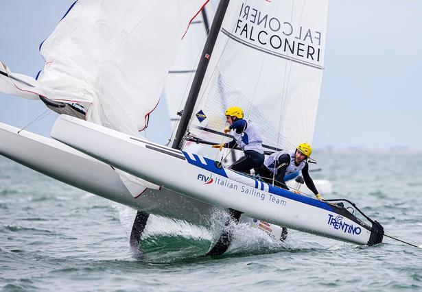Sailing Energy