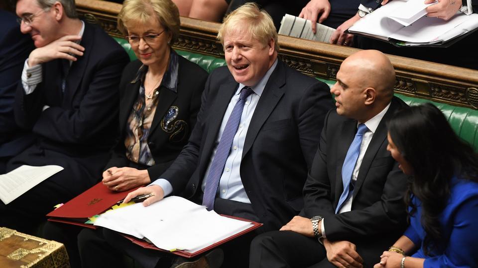 Boris Johnson: Konservativ profil er blandt første ofre