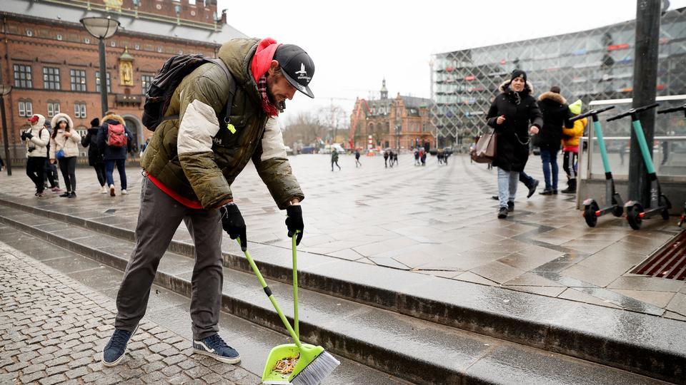 København: I har mange cigaretskod