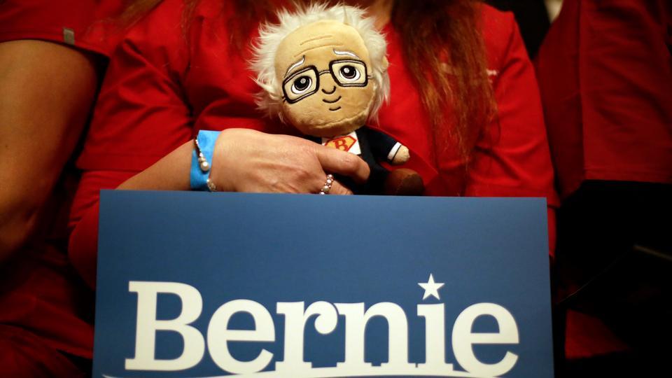 Nevada: Kan nogen overhovedet stoppe Onkel Bernie?