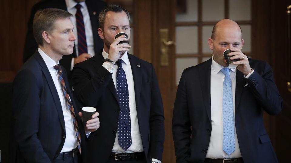 Ellemann boykotter nye forhandlinger efter ballade om S-mail