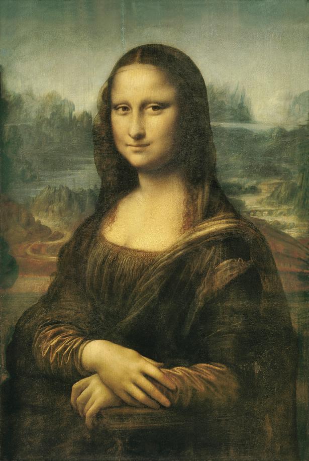 Léonard De Vinci/musée du Louvre