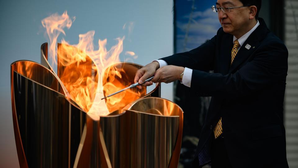 IOC åbner for en udsættelse af OL