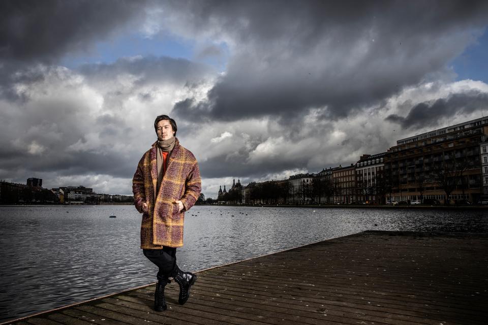 Tilflytter: Jeg forstår ikke, at danskere tør lade deres barnevogne stå udenfor i kulden. Børnene kan da blive syge. Eller stjålet?
