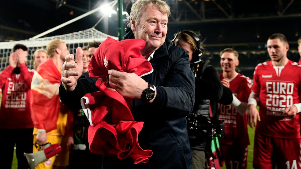 Uefa flytter EM for kvinder og A-landskampe, hvilket...