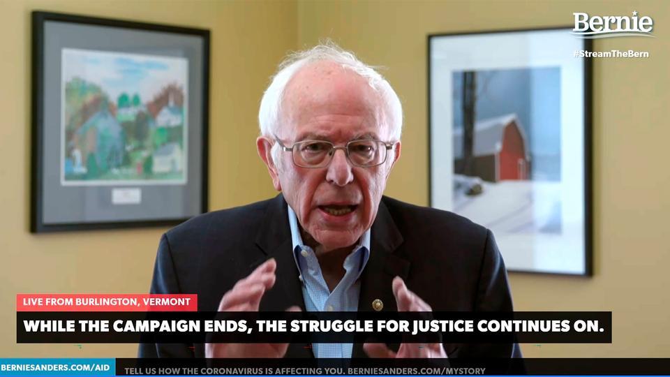Bernie Sanders giver op. Nu risikerer demokraterne, at...
