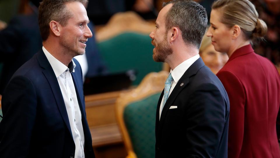 Vurdér selv: Er Kristian Jensen og Venstre uenige?