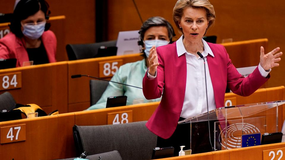 EU`s plan er dyrere end Danmark havde frygtet,...