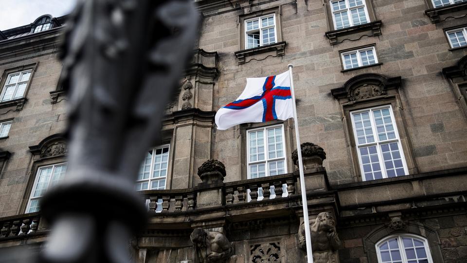 Hov, så kom vi til at flage forkert...