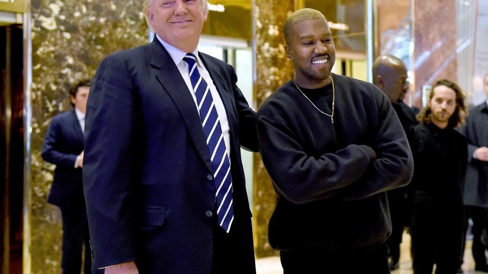 Er det alvor eller ej? Kanye West siger,...