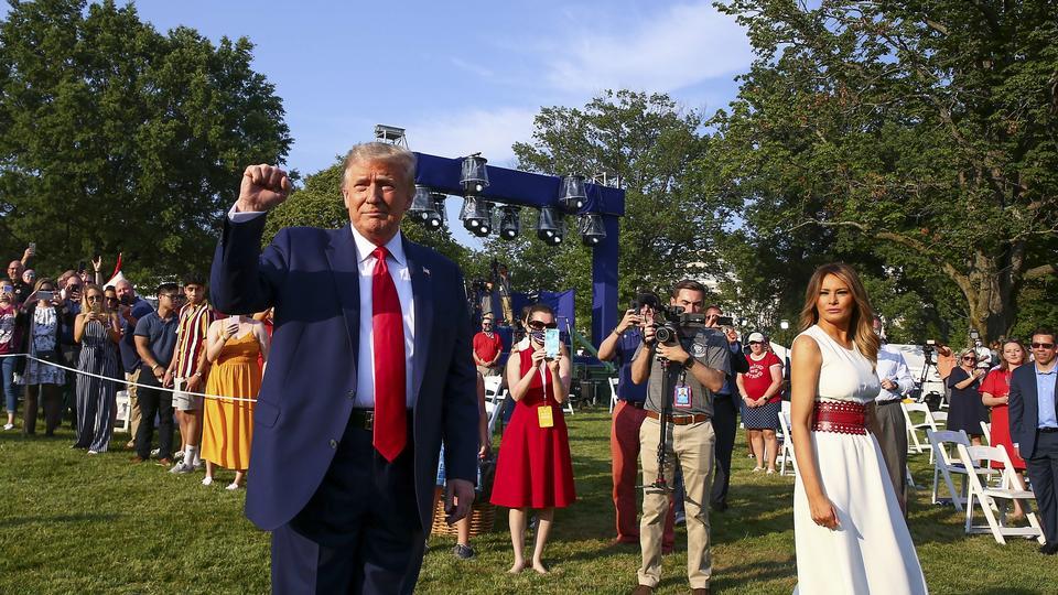 Trump lover sejr over den yderste venstrefløj