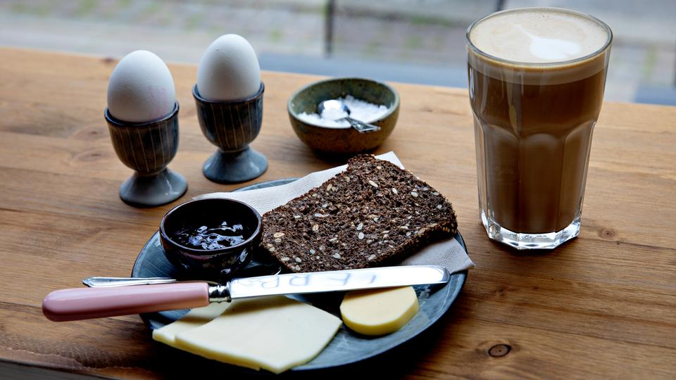 Madanmeldelse af Café Efternøleren fra politiken.dk