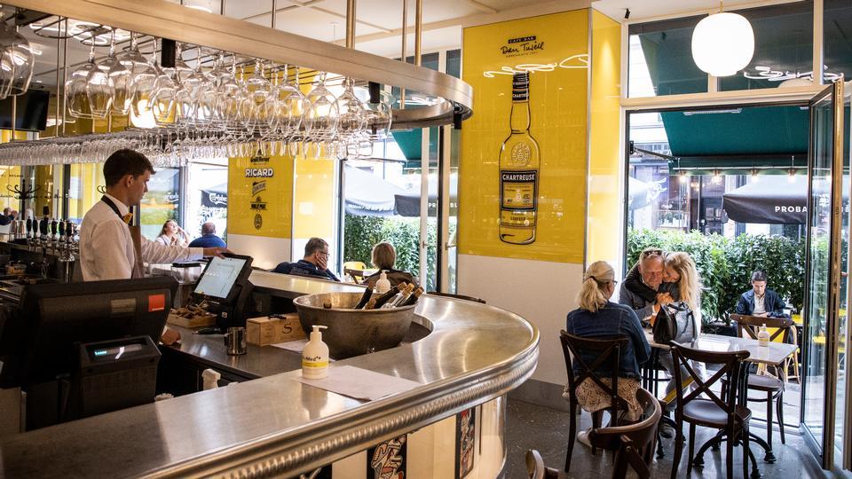 Madanmeldelse af Café Dan Turèll fra politiken.dk