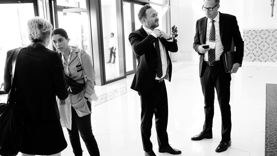 Lars Christian Lilleholt V: Departementschef i Klimaministeriet hentes ind i skandaleplag......