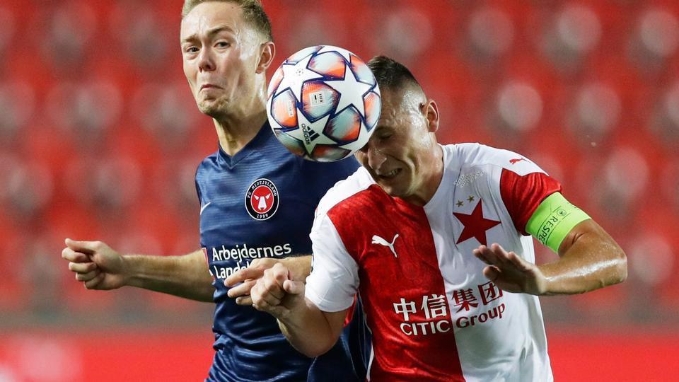 FC Midtjylland er ét mål fra Champions League...