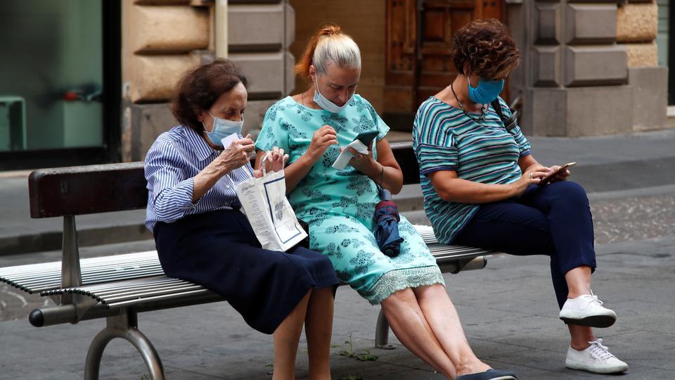 5 coronanedslag: Spanien sætter kedelige europarekord