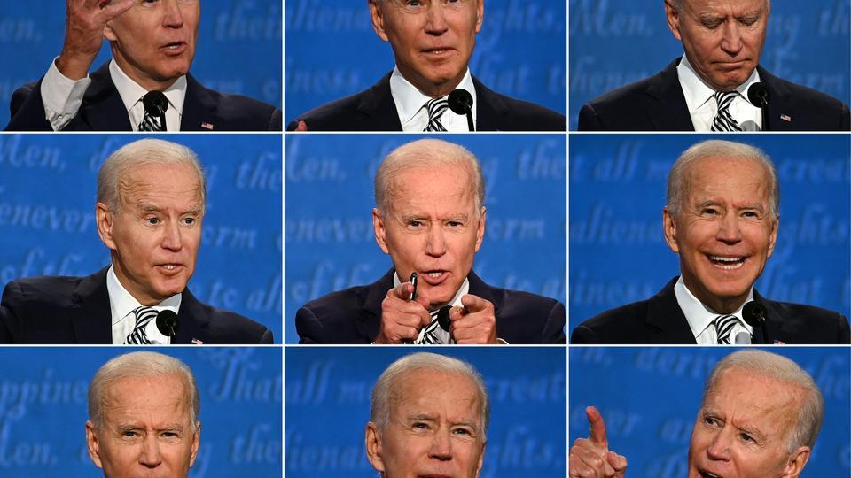 CNN-måling kårer Joe Biden som sikker vinder af...
