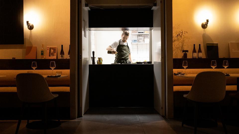 Madanmeldelse af Restaurant Loui (Hotel The Audo) fra politiken.dk