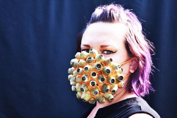 Adrienne DeLoe, Breathing Apparatus, 2020