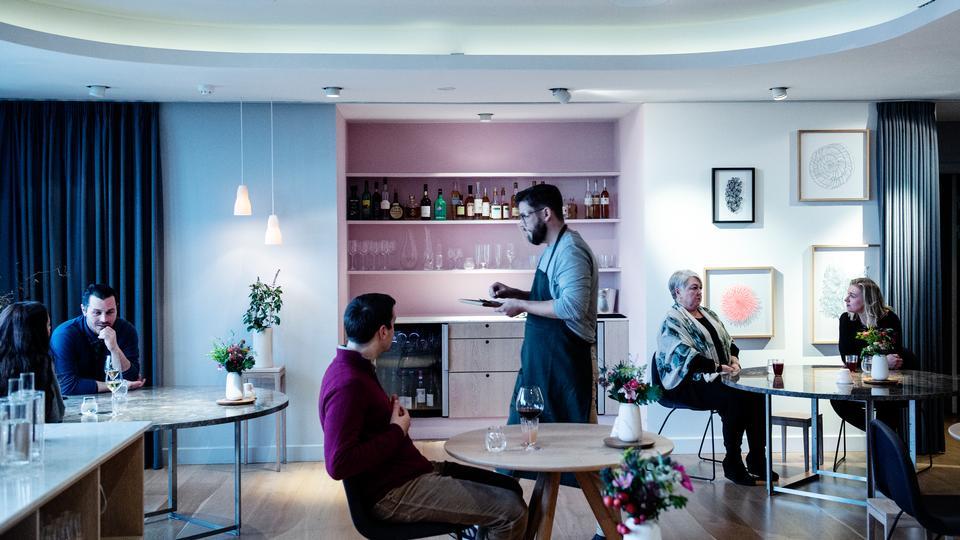 Madanmeldelse af Restaurant Angelika fra politiken.dk