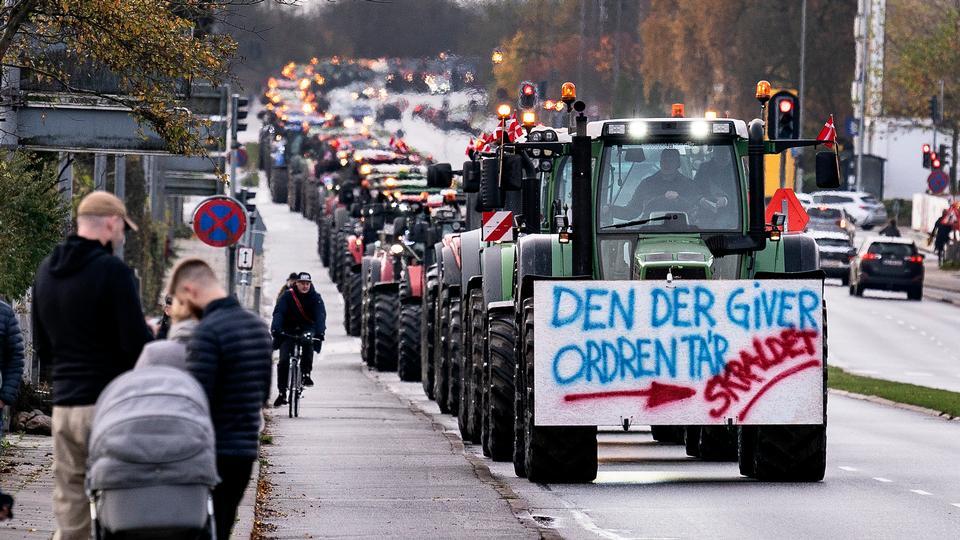 Politiet opfordrer københavnerne til at lade bilen...