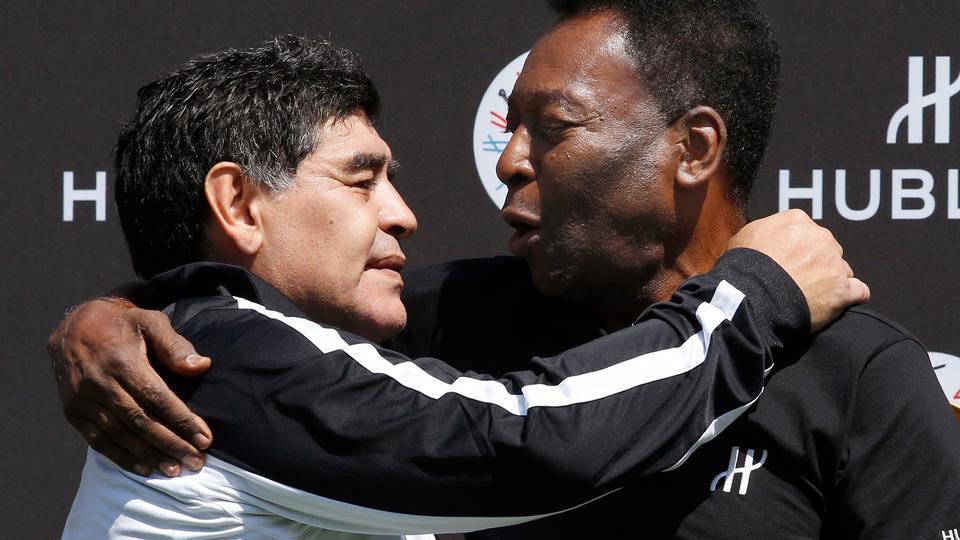 Maradona: »En skønne dag, håber jeg, at vi...