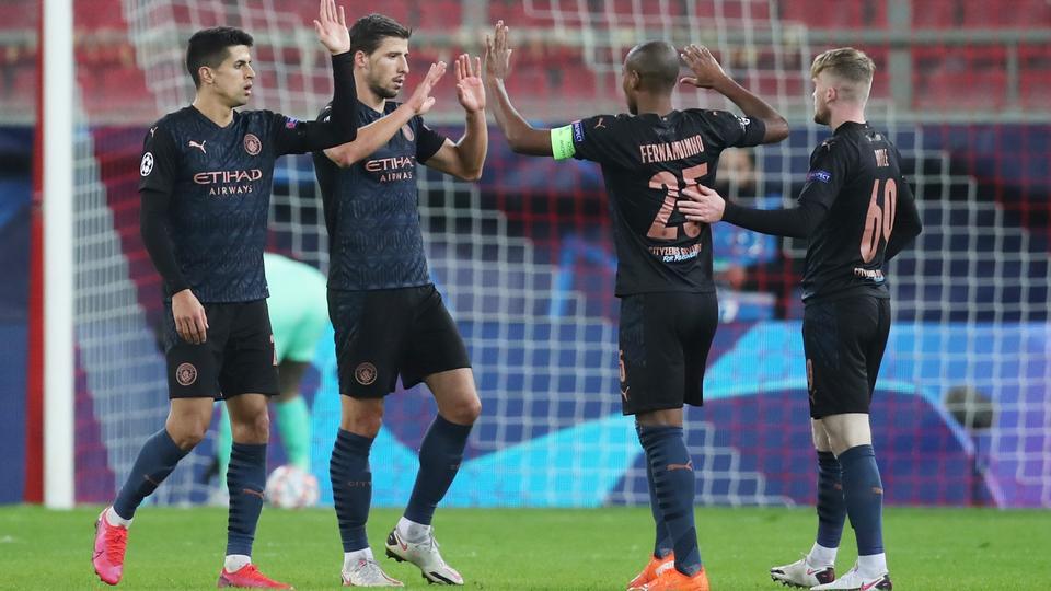 Manchester City er som det femte hold sikker...