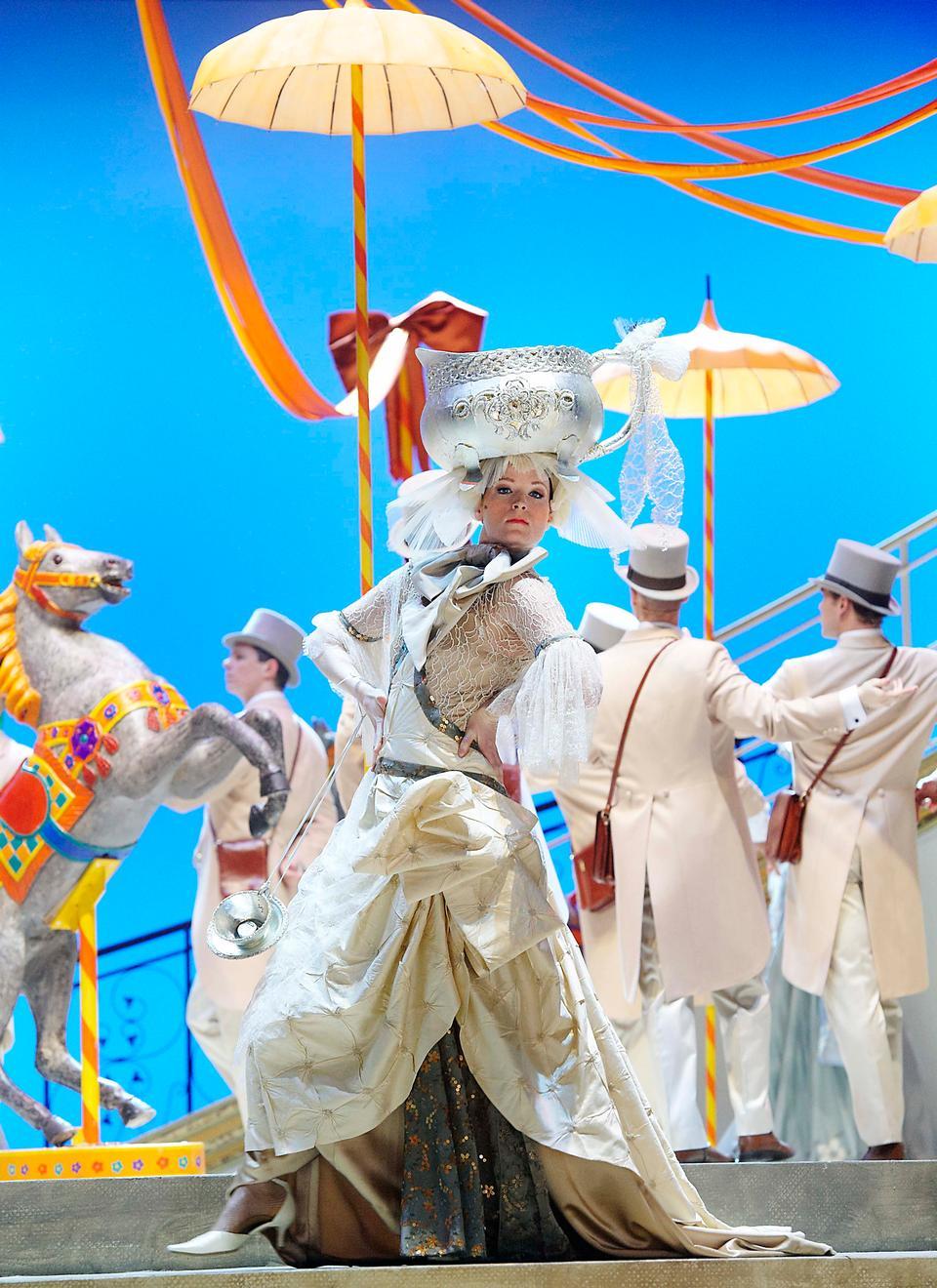 Ny aftale: Blå blok får i 11. time sat stopper for masser af musicals på Det Kongelige Teater