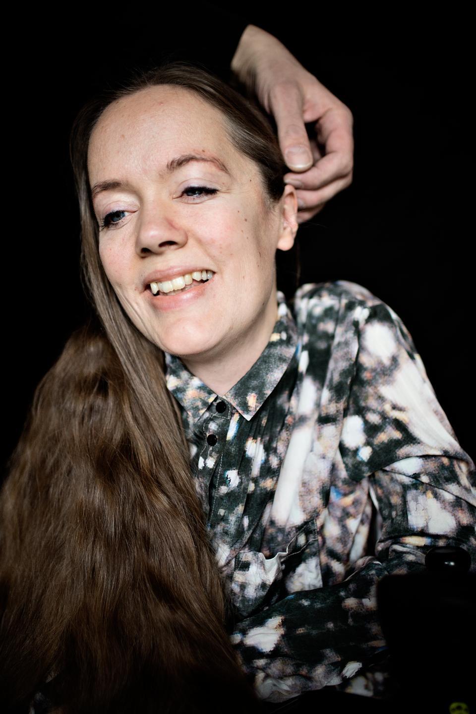 Sarah Glerup har muskelsvind: Aldrig har jeg følt mig så normal