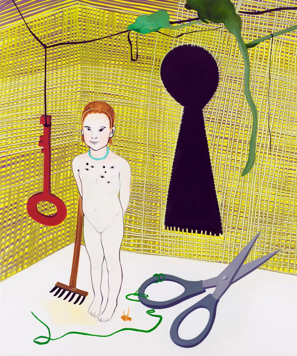 Kathrine Ærtebjerg: 'De Tusind Gåders Sted', 2006, Anders Sune Berg