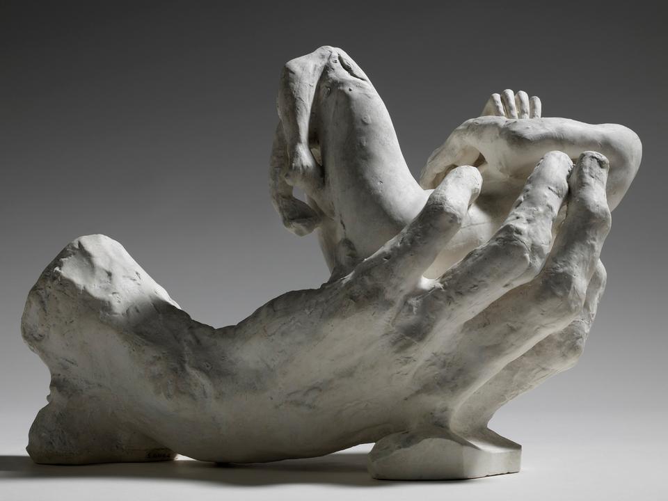 Auguste Rodin: 'Le main du Diable', 1903 © musée Rodin