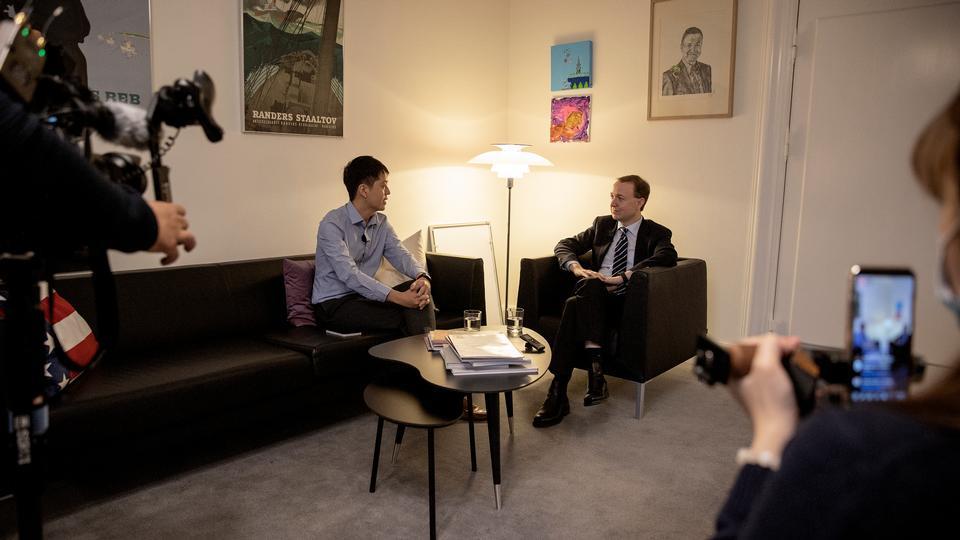 Hvorfor vil Socialdemokraterne ikke høre om Hongkongs...