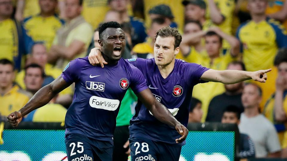 AGF forstærker sit forsvar kort før Superliga-sæsonstart