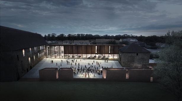 Ja Ja Architects og Cubo Arkitekter