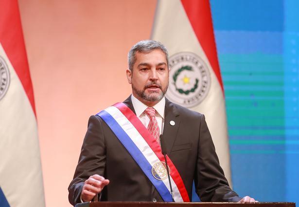 Paraguay Presidency/Ritzau Scanpix