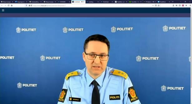 Norsk Politi/Ritzau Scanpix