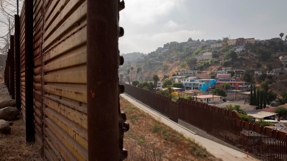 Image USA's grænsevagter stopper rekordmange migranter på et år