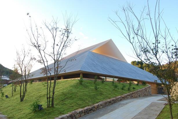Naoshima Hall.