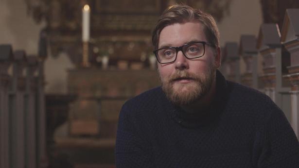 de unge præster