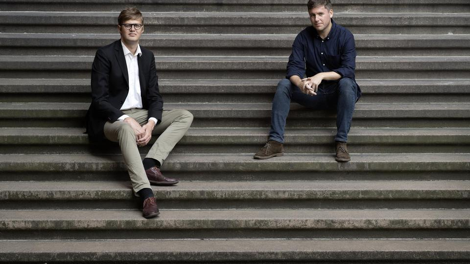 Fra Islandske Sagaer Til Kold Krig Duoen Bag Podcastsucces Lancerer