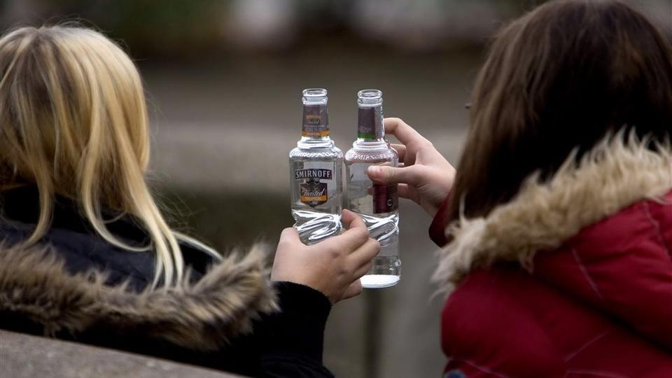 Foto: Colourbox. Roundop kan du drikke uden der sker skader.
